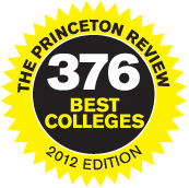 The Princeton Review 376 Best Colleges