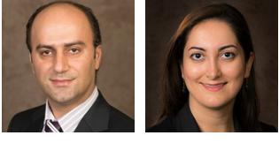Dr. Reza Abrishambaf and Dr. Banafsheh Seyed Aghazadeh