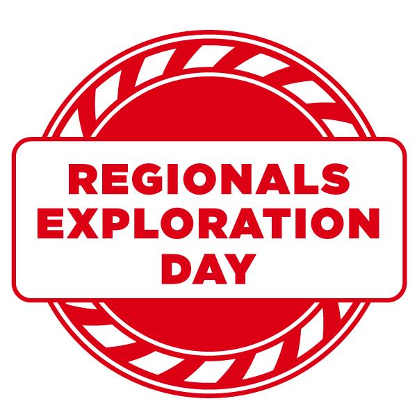 Regionals Exploration Day