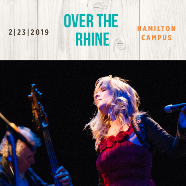 Both members of Over the Rhine