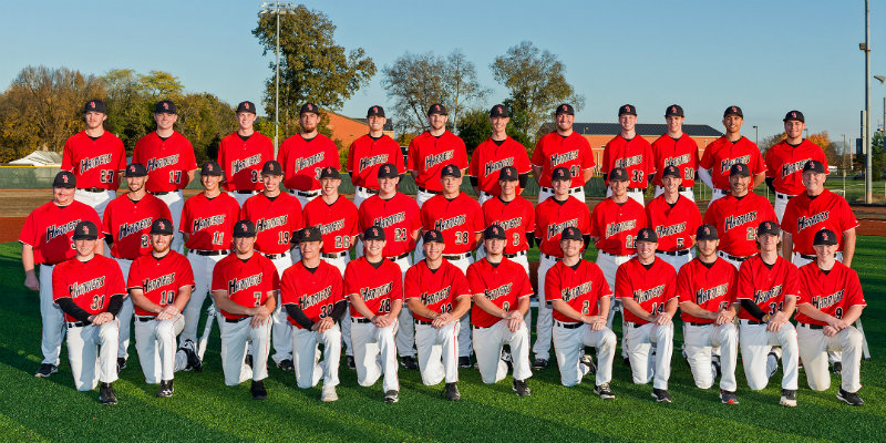 2017-18 Harrier Baseball Team