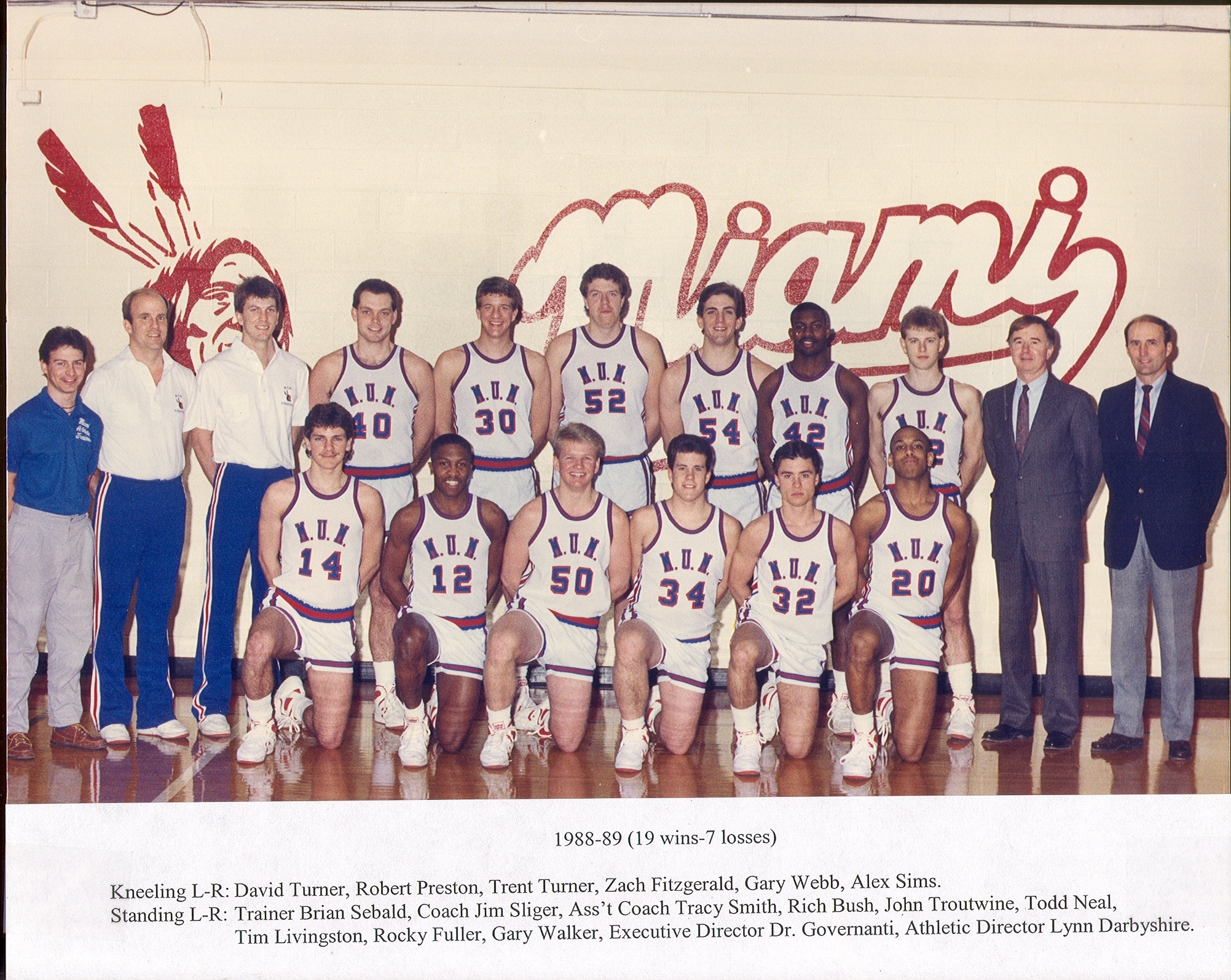 Mens Basketball Teams   Athletics   Regionals - Miami ...