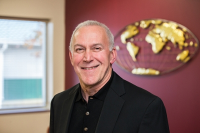 Business Technology Chair Ted Light
