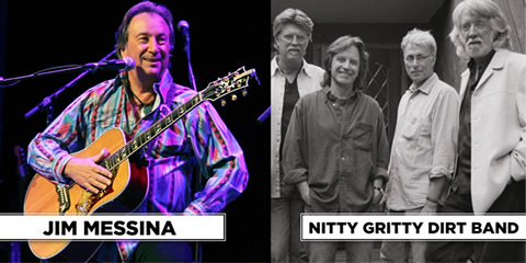 Jim Messina and The Nitty Gritty Dirt Band