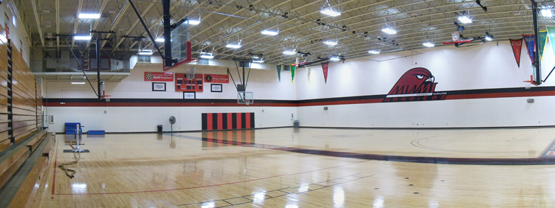 Gym Room 125