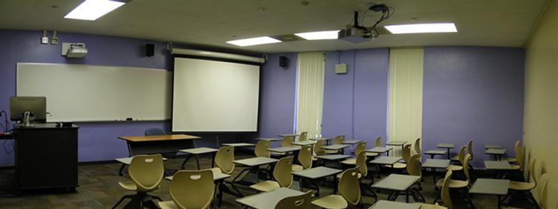 Johnston Hall Room 12