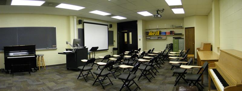 Johnston Hall Room 17