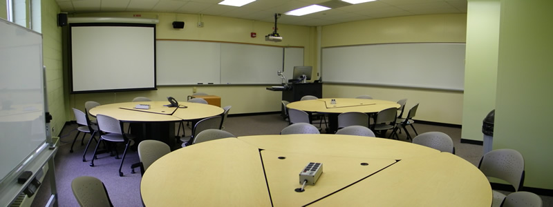 Johnston Hall Room 110