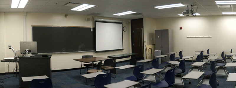 Phelps Hall Room 201