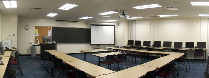 Phelps Hall Room 204