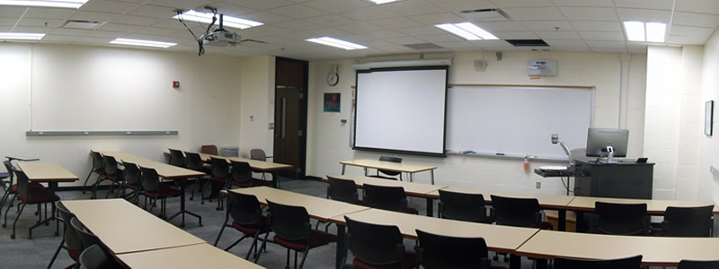 Phelps Hall Room 206