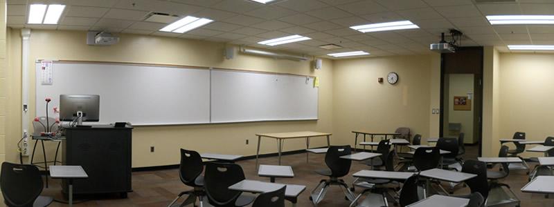 Phelps Hall Room 302