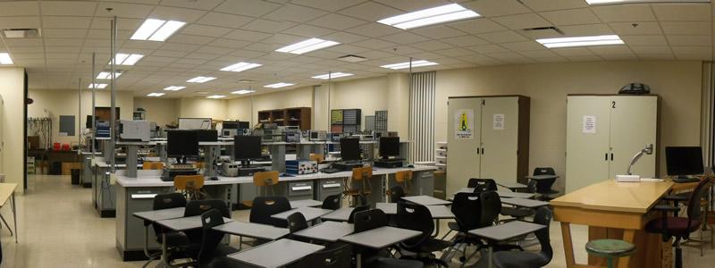 Phelps Hall Room 303