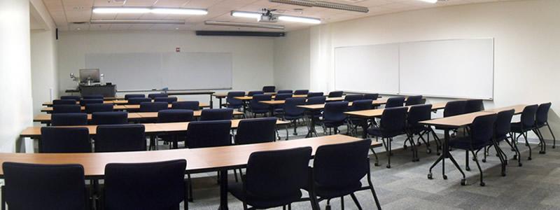 Rentschler Hall Room 201