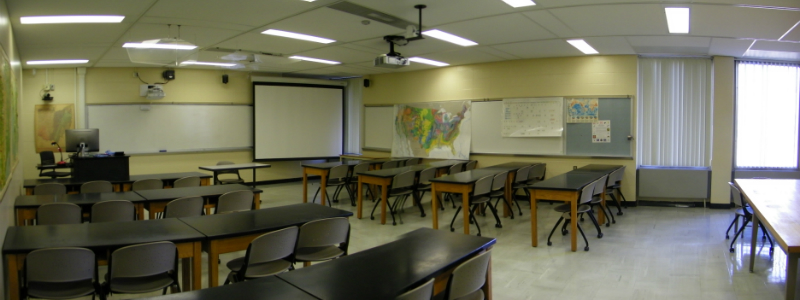 Thesken Hall, Room 111