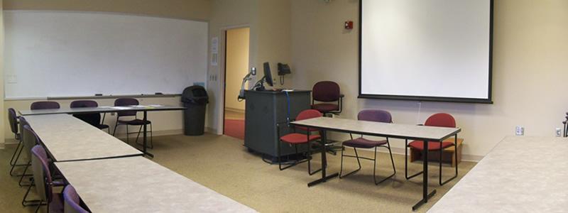 University Hall Room 115