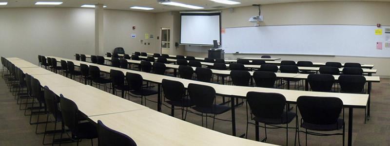 University Hall Room 122