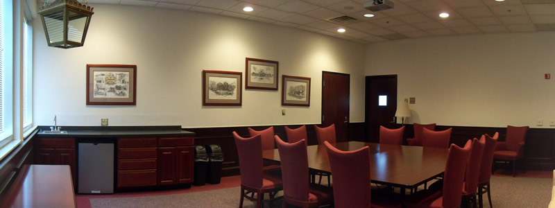 Harry T. Wilks Conference Center Room 223, also known as the 1968 Room