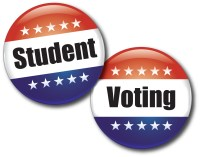 Student Voting buttons image