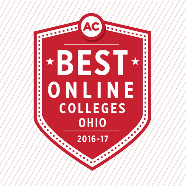Best online colleges Ohio, 2016-17